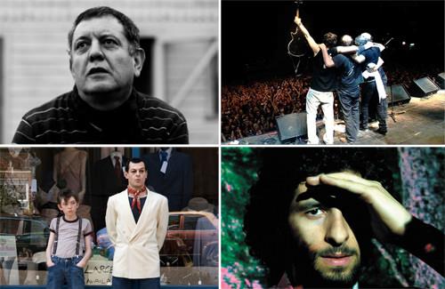 Hoy en In-Edit: Ziggy Stardust, José González, Electrodomésticos, Ian Dury y más 1