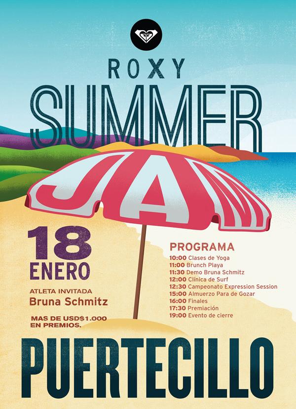Roxy Summer Jam 2012 3