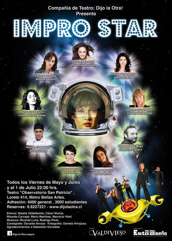 Teatro: Impro Star 1