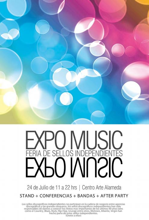 SAB/24/07 Expo Musica: Feria sellos independientes 1