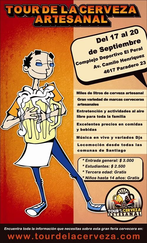 17-20/09 2º Tour de la Cerveza Artesanal 3