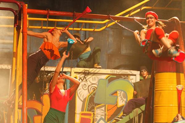 Show argentino Baila! 1
