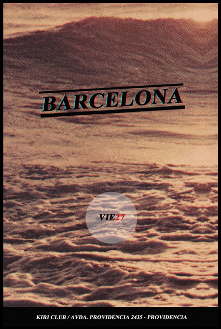 VIE/27/08 Fiesta Barcelona 1