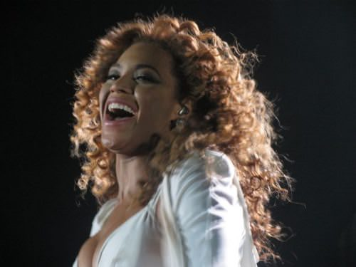 Yo toqué a Beyoncé 10