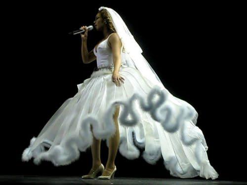 Yo toqué a Beyoncé 11