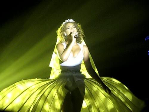 Yo toqué a Beyoncé 12