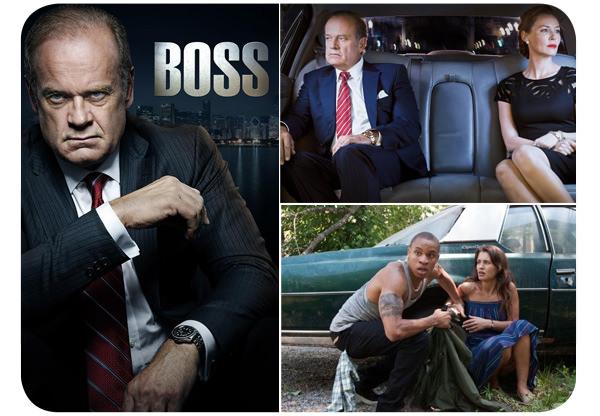 Boss, una de las series más interesantes de 2011 1