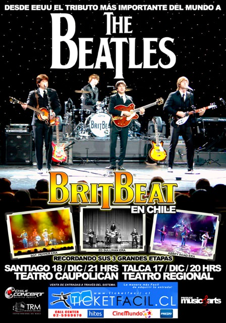 SAB/18/12 The Beatles Tribute 1