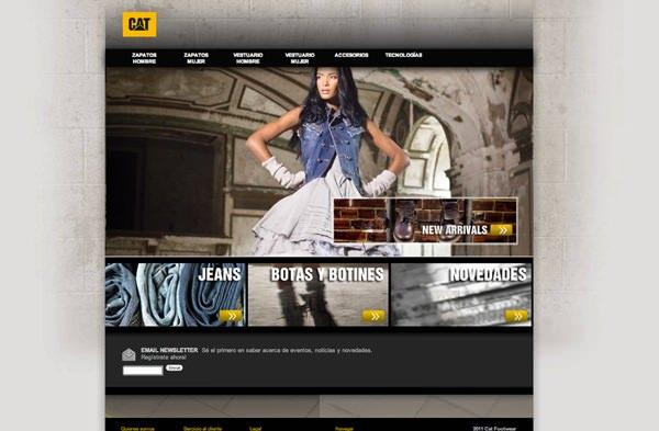 CAT lanza su sitio web en Chile 1