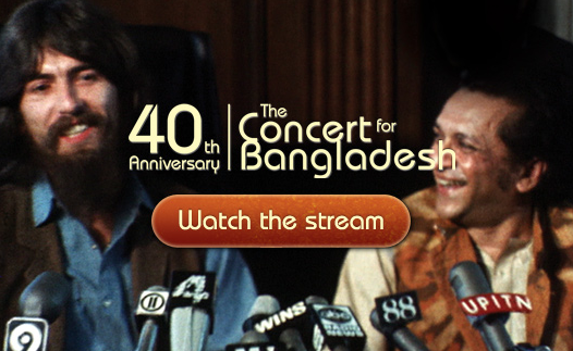 The concert for Bangladesh de George Harrison, gratis sólo por hoy 3