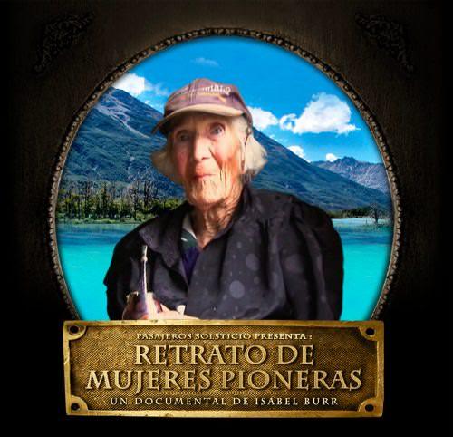 Retrato de Mujeres Pioneras en Cine Arte Alameda 1