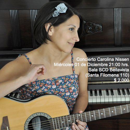 MIE/01/12 Concierto Carolina Nissen 3