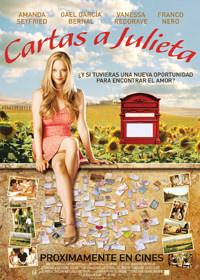 Concurso película Cartas a Julieta 1