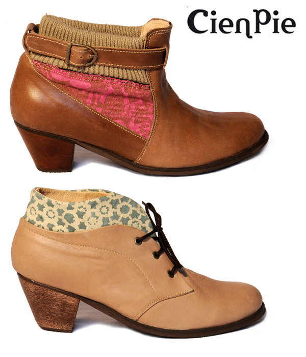 Zapatos CienPie  3