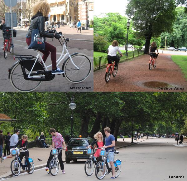 Conocer una ciudad en bicicleta 1