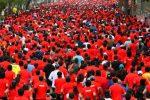 La carrera 10k de Nike 4