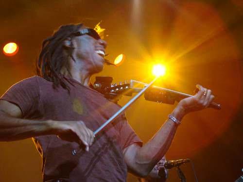 Dave Matthews Band y el oficio de tocar en vivo 14