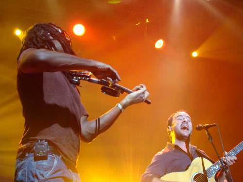 Dave Matthews Band y el oficio de tocar en vivo 13