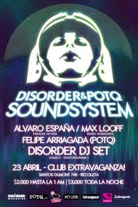 Fiesta Disorder.cl y POTQ.cl!!! 1