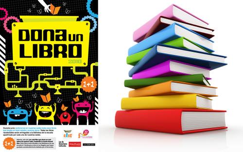 Dona un libro 2010: En ayuda de escuelas dañadas por el terremoto 3