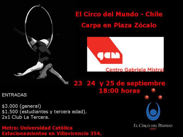El Circo del Mundo - Chile 3