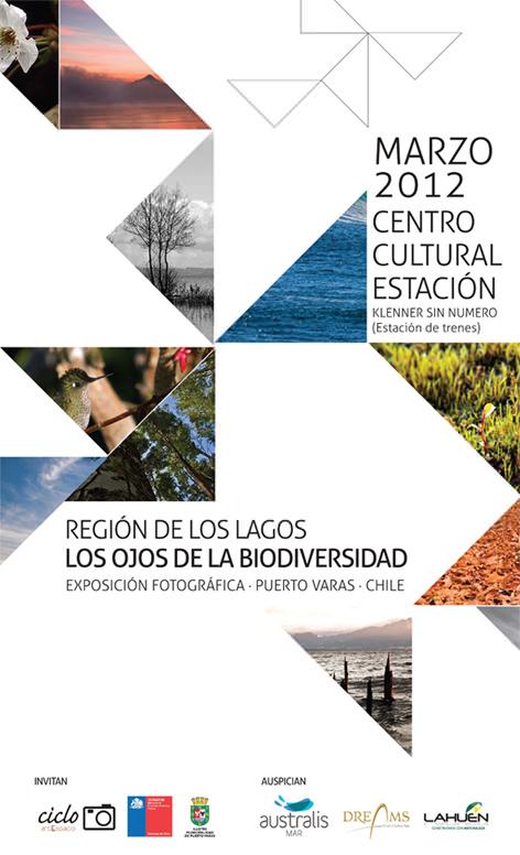 Exposición Fotográfica:  Región de los Lagos: Los Ojos de la Biodiversidad 1