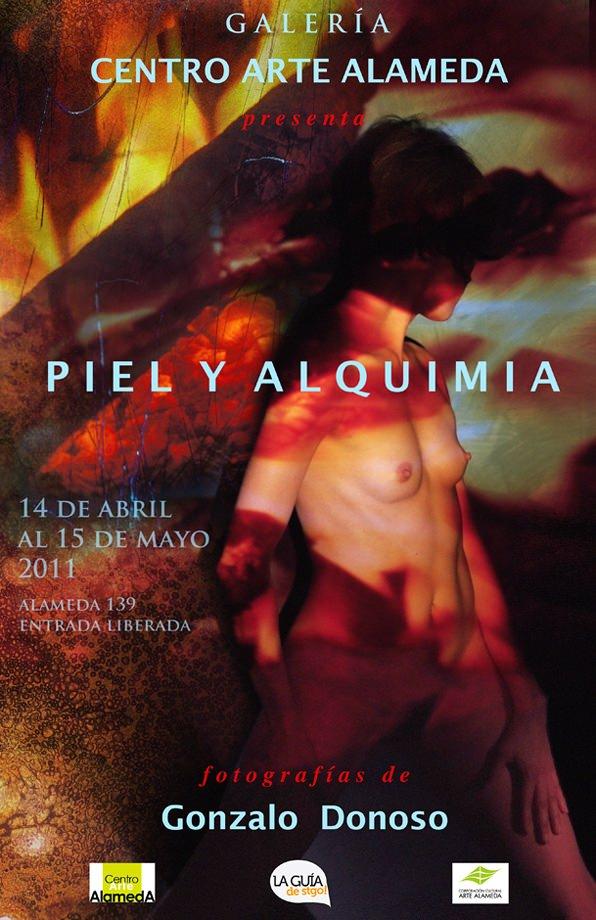 Exposición fotográfica: Piel y Alquimia 1