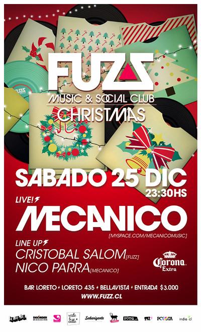SAB/25/12 Fiesta Fuzz Chrismas 1