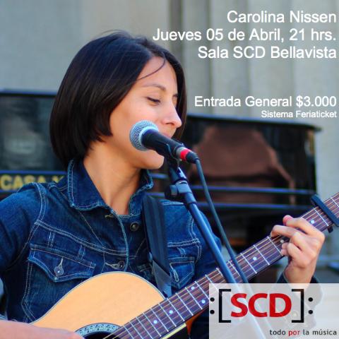 Concierto Carolina Nissen  1