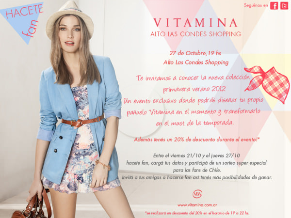 Anda al lanzamiento de nueva colección de Vitamina y diseña tu propio pañuelo 3