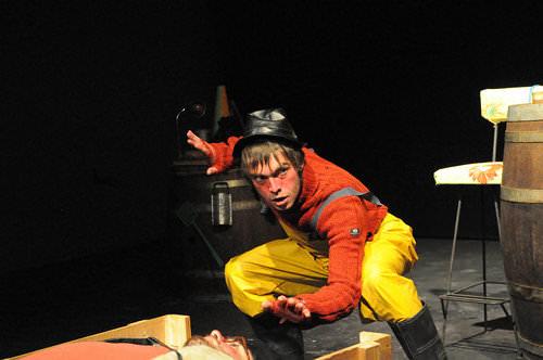 Teatro: Bar Ensueño 3