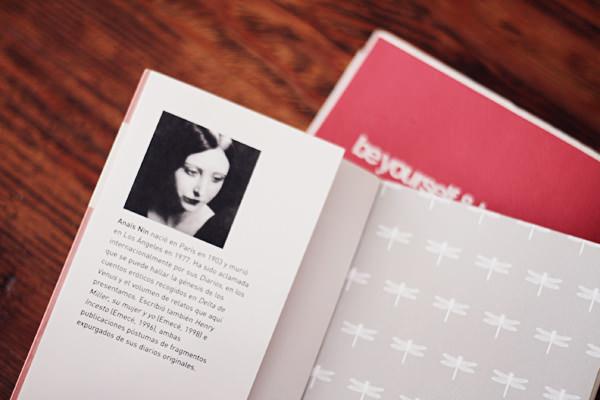 Anaïs Nin, los diarios de vida, y la pasión 1