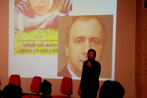 Conferencia Podcaster: comunidad, rentabilidad y amor al arte 11