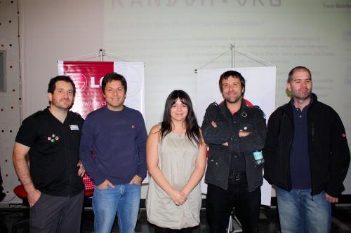 Conferencia Podcaster: comunidad, rentabilidad y amor al arte 4