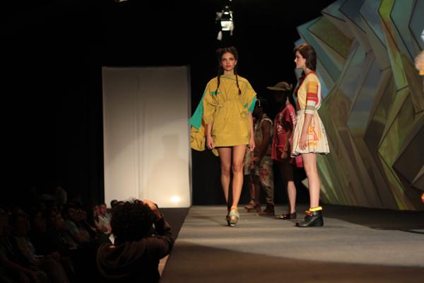Cierre del Parque Arauco Be Fashion! 46