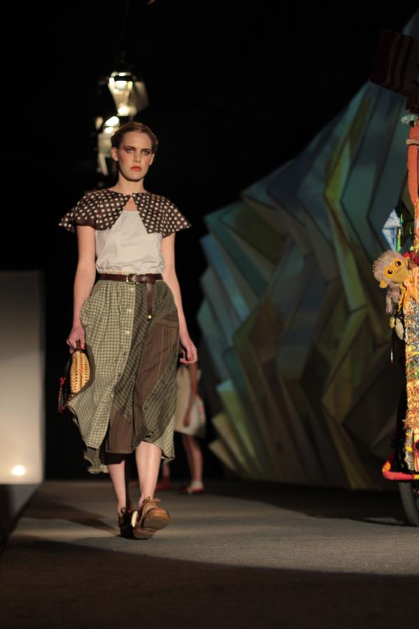 Cierre del Parque Arauco Be Fashion! 43