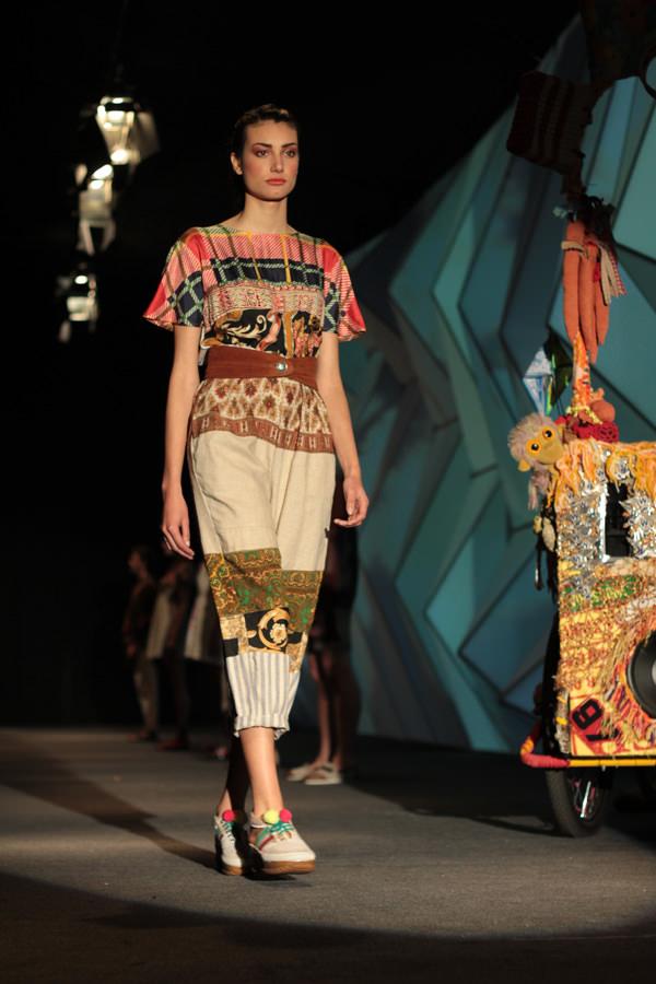 Cierre del Parque Arauco Be Fashion! 42