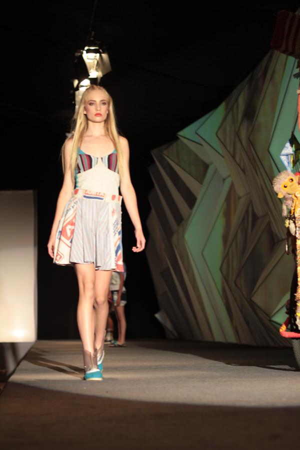 Cierre del Parque Arauco Be Fashion! 41