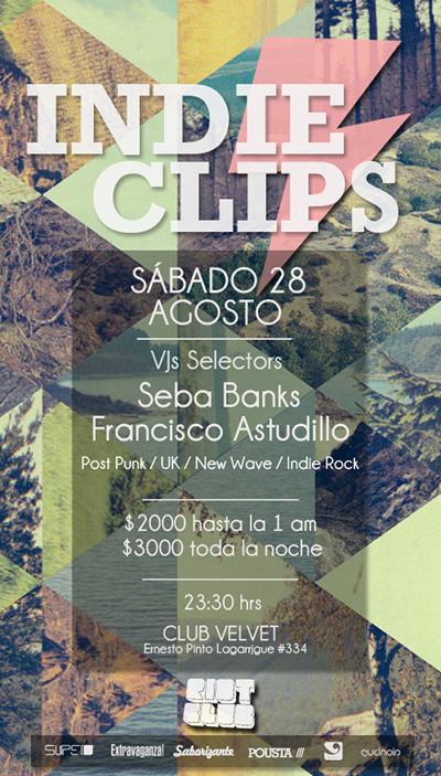 SAB/28/08 Fiesta: Indie Clips 1