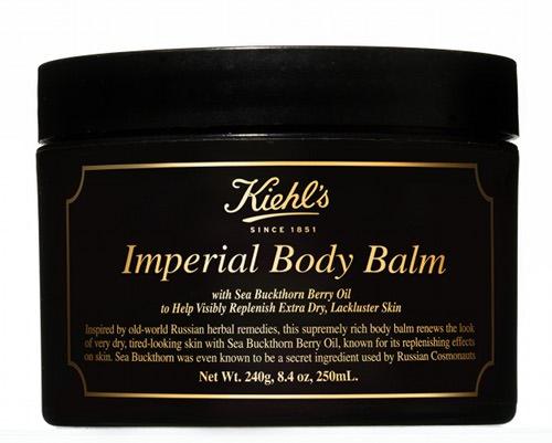 Kiehl's presenta Imperial Body Palm para pieles extra secas 3
