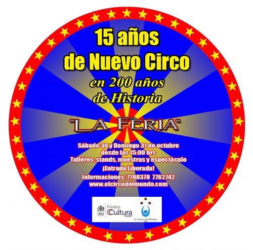 15 años de Nuevo Circo 3