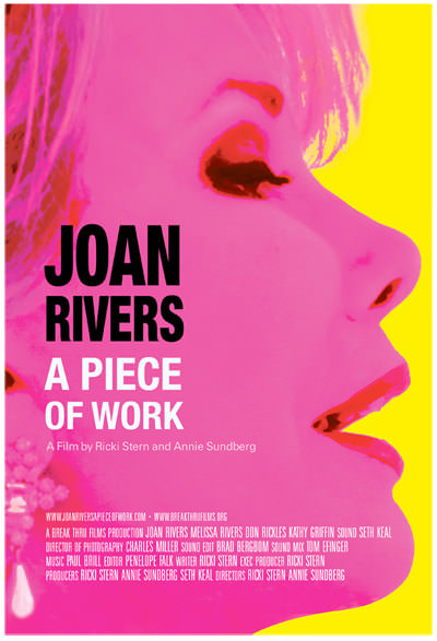 A Piece of Work: el documental sobre Joan Rivers 1