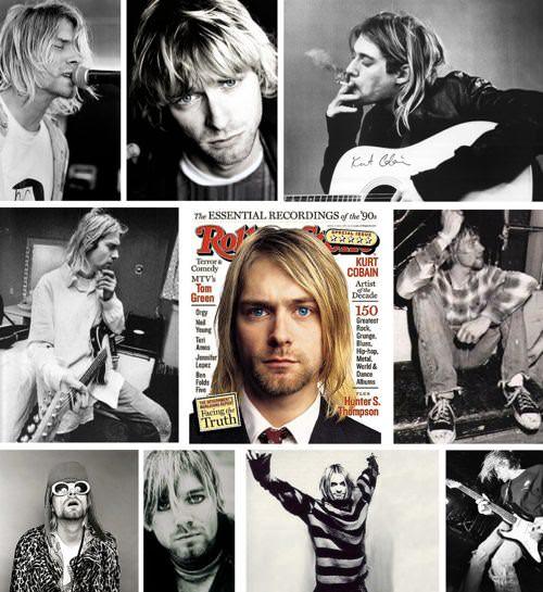 Kurt Cobain murió hace 16 años 5