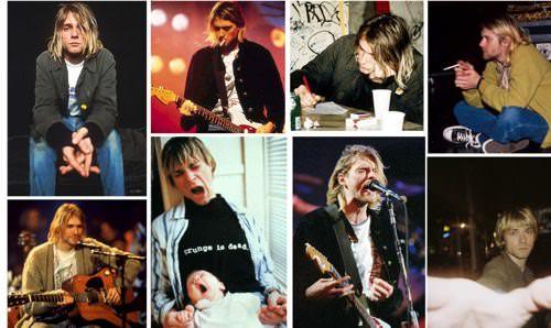 Kurt Cobain murió hace 16 años 6