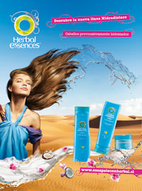 Concurso: colección Herbal Essences 1