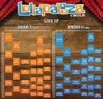 Horarios y escenarios de Lollapalooza 2012 4
