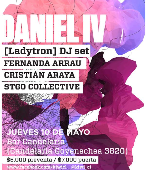 Valparaíso: Ladytron DJ Set 3