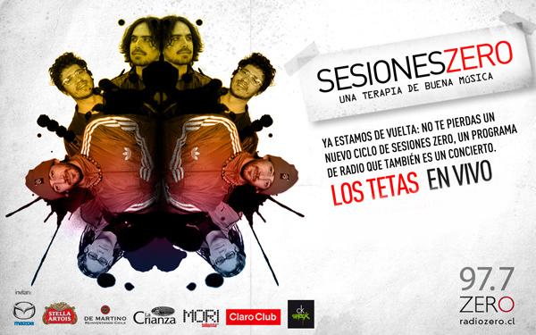 Sesiones Zero: Los Tetas 3