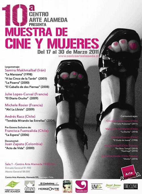 Ciclo cine y mujeres en Centro Arte Alameda 1