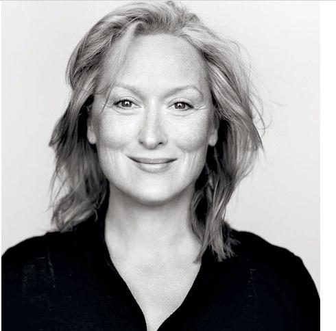 Meryl Streep: mina  1